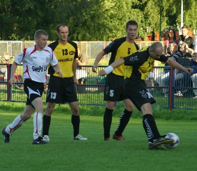 Ustecki zespół nie składa broni i wiosną będzie walczył o awans do IV ligi Pomorze.