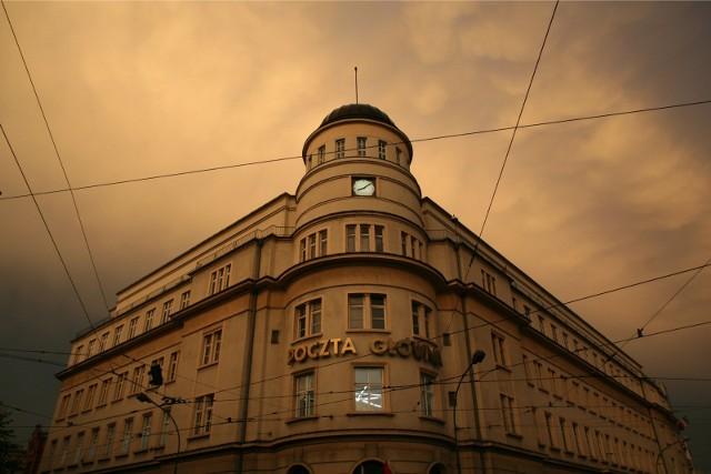 Budynek Poczty Głównej w Krakowie może zostać przekształcony w hotel