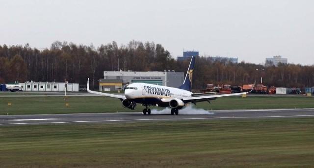 Według najnowszych informacji, Ryanair ma zrezygnować w okresie letnim z czterech połączeń z Łodzi.