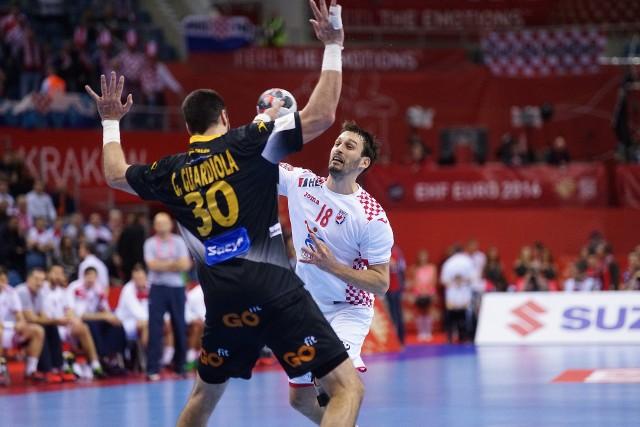 Igor Karacić nie dostał powołania do reprezentacji Chorwacji.