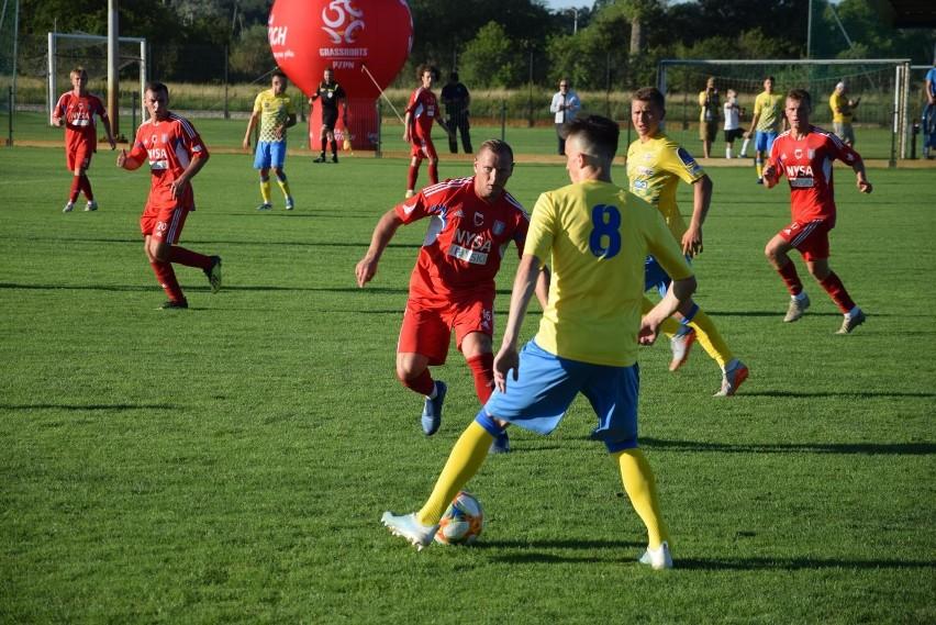 U siebie zagrają piłkarze z Brzegu i Nysy.
