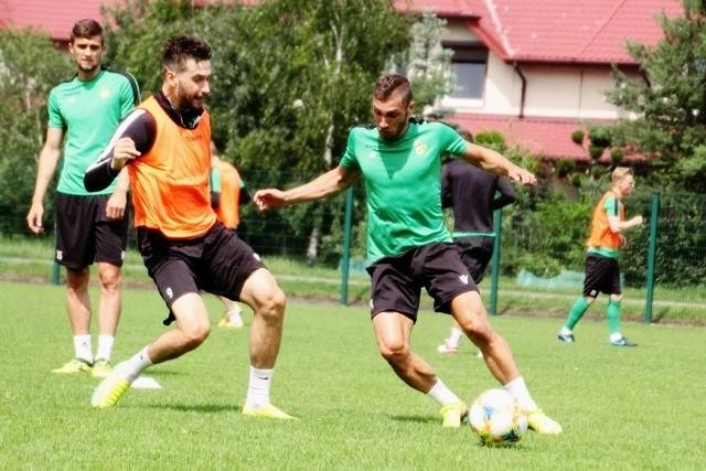 GKS Bełchatów gra w Suwałkach z Wigrami
