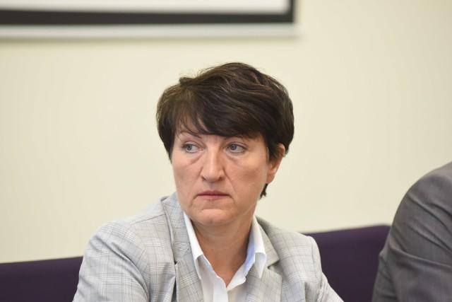 Marszałek województwa lubuskiego Elżbieta Anna Polak