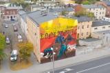 Inowrocław. Mural z księciem Kazimierzem, założycielem miasta będzie oświetlony