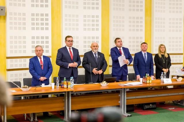 PiS ustala skład zarządu województwa