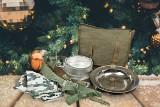 Wyprzedaż w wojsku. Są nawet zestawy świąteczne. Za niewielkie pieniądze można kupić prezent pod choinkę