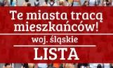 Szokujące dane GUS. Województwo śląskie pustoszeje. Miasta traca mieszkańców