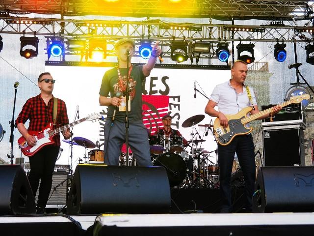 Cotton Wing na Suwałki Blues Festival