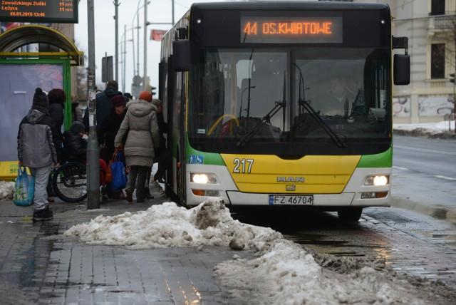 Sprawdź jak w święta pojadą autobusy mzk.