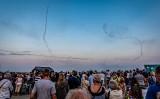 Gdynia Aerobaltic 2018. Pokazy lotnicze Gdynia 2018. Podniebne akrobacje na śródmiejskiej plaży [zdjęcia]