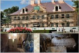 Pałac w Kozłówce. Zaglądamy do remontowanych wnętrz. Zobacz zdjęcia!