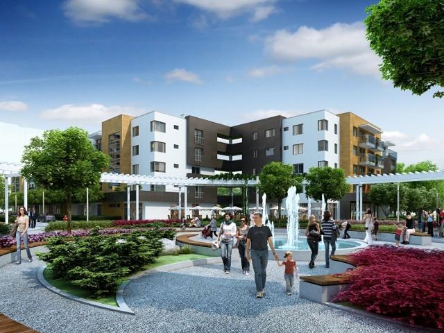 Osiedle blisko centrumOsiedla zlokalizowane w rozwijających się częściach miasta to są dobrze skomunikowane z centrum, z pełną infrastrukturą i zapleczem usługowym.