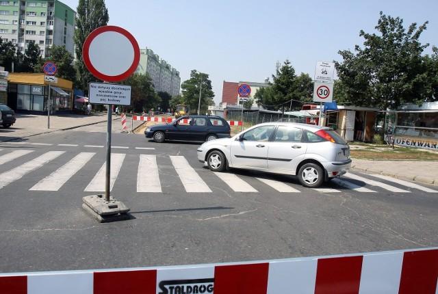 Ulica Grabieniec wiosną stanie się objazdem modernizowanej ulicy Rojnej