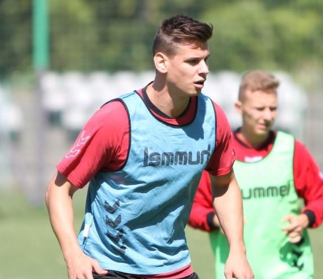 Węgier Balint Bajner nie będzie grał w Koronie.