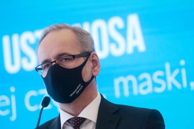 Minister zdrowia podał, że rząd chce w walkę z koronawirusem zaangażować i prywatne szpitale