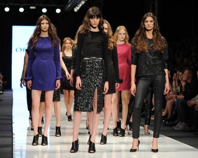 Pokaz kwietniowego Fashion Week Poland