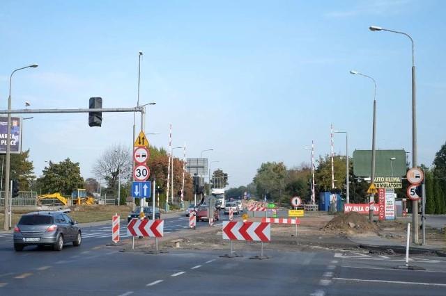 Jak ominąć korki w północnym Poznaniu? Są inne drogi