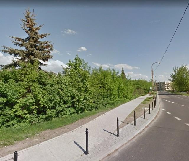 Wartość działki przy ul. Solec i Srebrzyńskiej oszacowano na 2,1 mln zł. Może tam powstać osiedle.