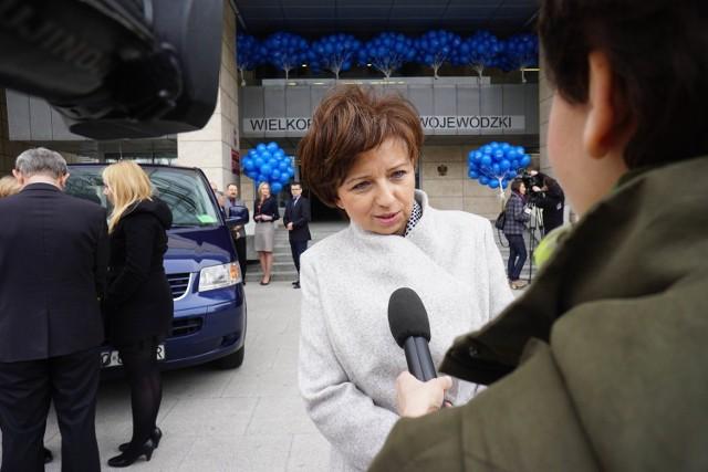 Choć do budowy daleka droga, opinia jest przepustką do starań o pieniądze - mówi wicewojewoda Marlena Maląg.