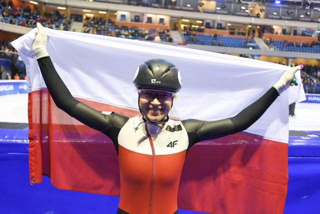 Natalia Maliszewska zdobyła brązowy medal na dystansie 500 metrów podczas Mistrzostw Europy w short tracku w węgierskim Debreczynie. To drugi kolejny medal Polki w mistrzostwach Starego Kontynentu.
