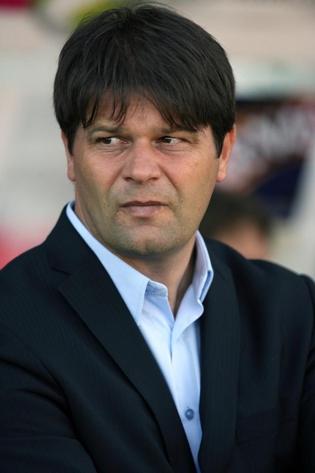 Mroczkowski ma z Widzewem ważny kontrakt do czerwca 2014 roku