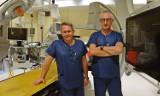 Łódzcy lekarze wszczepiają zastawkę przez tętnicę udową. Zabiegi są drogie, a MZ narzuca limity