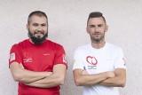 Łukasz Domin i Sławomir Hadro przebiegną 1111 kilometrów w 14 dni - od Świnoujścia po Dubiecko. Bieg połączony jest z akcją charytatywną