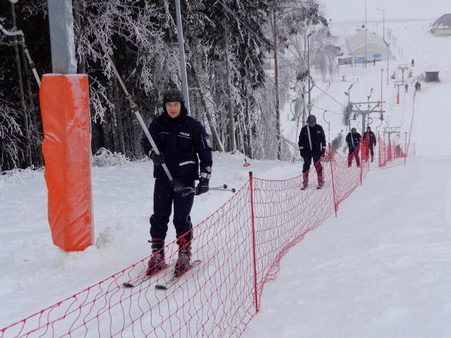 Podlaska policja będzie patrolować trzy ośrodki narciarskie w regionie