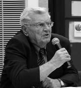 Zmarł Jerzy Krauze, skarżyski kombatant i regionalista. We wtorek uroczystości pogrzebowe