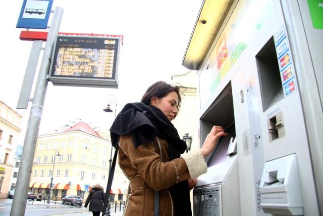 Biletomaty działają w wielu miastach w Polsce m.in. w Lublinie. Niebawem pojawią się w Toruniu.