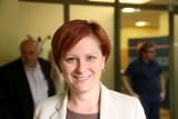 Urszula Jabłońska, burmistrz Łap dziękuje za pomoc w poszukiwaniu mamy