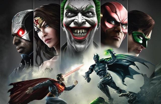 Injustice: Gods Among UsŚrednia ocen Injustice: Gods Among Us w serwisie metacritic to aktualnie 82 na 100 (Xbox 360) i 75 na 100 (PS3)