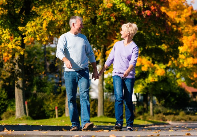 Dzięki podniesionej odporności każdy może cieszyć się urokami jesieni