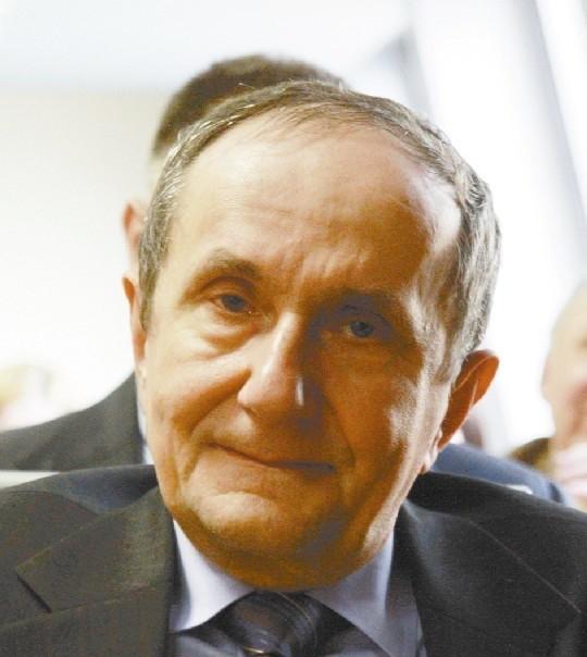 Dr hab. Jerzy Cieślik. (fot. archiwum)