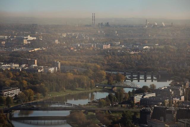 Krakowski smog.