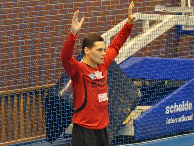 Marzeniem Rafała Stachery na najbliższy sezon jest awans do półfinału i gra o medale