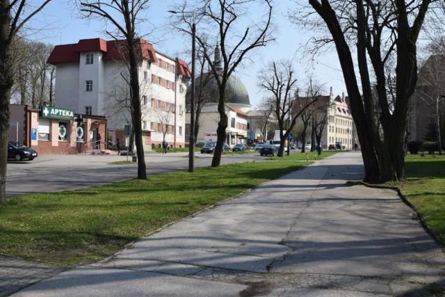 Miasto Inowrocław przebuduje ulicę Narutowicza
