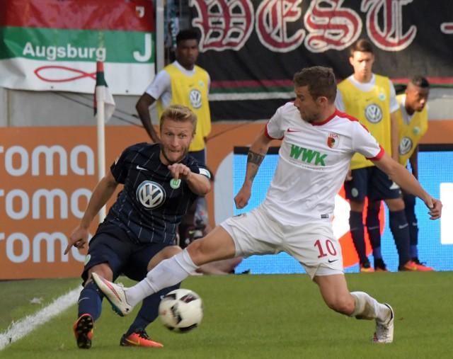 Augsburg - Wolfsburg 0:2