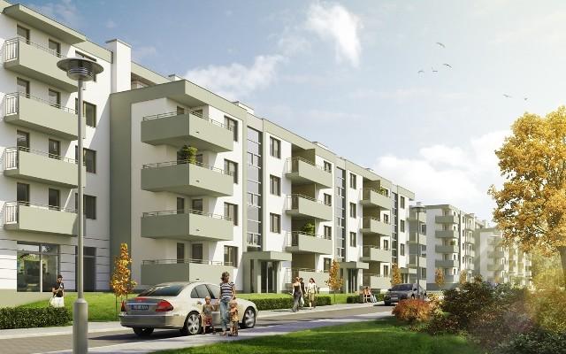 Nowe mieszkania w LublinieCzy w Lublinie są lokale z dopłatą w programie Mieszkanie dla Młodych