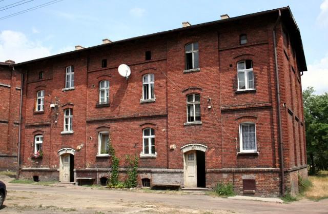 Klasyczny przedwojenny familok w Rybniku Chwałowicach
