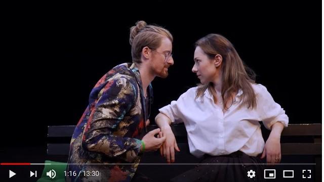 W pierwszym odcinku serialu grają Ola Bogulewska i Daniel Mosior. Do obejrzenia na You Tubie.