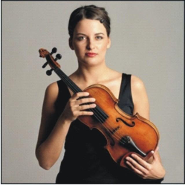 Jedną z gwiazd wieczoru będzie skrzypaczka Anna Wandtke