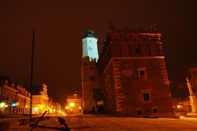 Skrzydła 2011. SandomierzSkrzydła 2011 za promocję miasta.