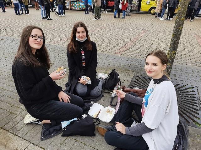 Pierwszy dzień Food Truck Festivalu w Białymstoku (1.05.2021 r.)