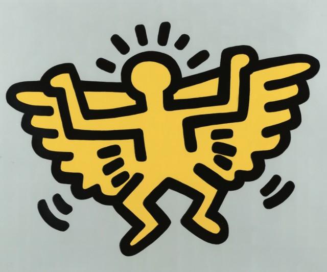 Jasnożółty Anioł Google Arts & Culture