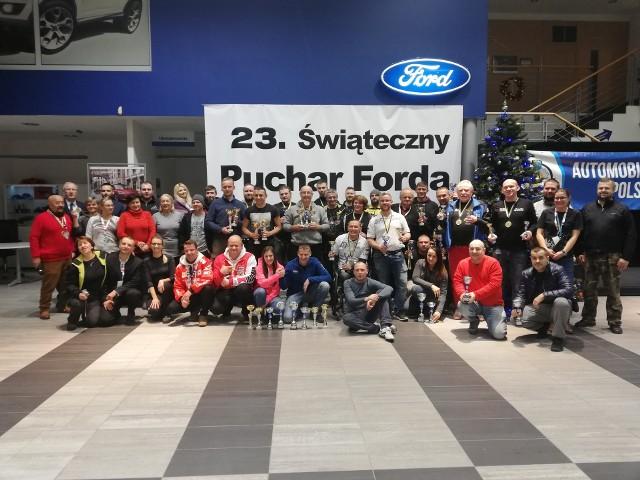 Za nami 23. edycja Świątecznego Pucharu Forda