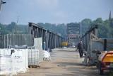 """Most w Cigacicach gotowy na listopad? """"Nie widzimy zagrożenia dla tego terminu"""""""