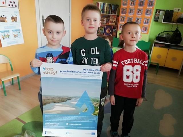 Do programu Szkoła Przyjazna Wodzie - Aktywni Błękitni zgłosiło się 17 szkół podstawowych z czterech województw