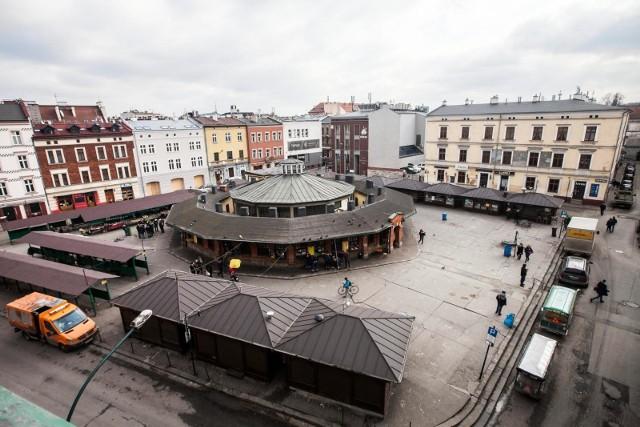 1 kwietnia rozpoczną się konsultacje społeczne dotyczące opracowania wielowariantowej koncepcji zagospodarowania placu Nowego w w zakresie przebudowy chodników, nawierzchni placu, infrastruktury technicznej i elementów małej architektury.