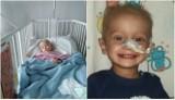 Uhryń. Mały Wojtuś walczy o życie z podstępnym nowotworem. Pomóżmy wygrać mu tę walkę